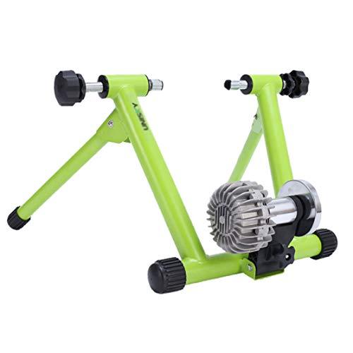 JLDN Rodillo Magnético de Ciclismo, Fluid Rodillo Entrenamiento Bicicleta reducción de Ruido...