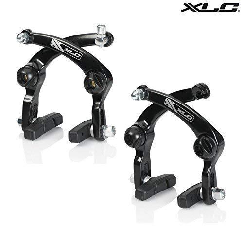 -XLC BMX U-Brake Freestyle Bremse Felgenbremse Set Schwarz