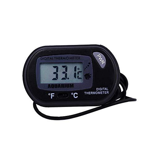 Clarashop Thermometer, wasserdicht, für Fische, Kühlschrank, Geschenk für kleine Tiere