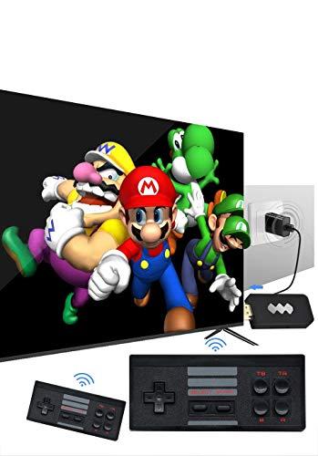 Gamebound 818 Classic Retro 8-Bit Games 4K Stick Console Console,2 Wireless Controllers