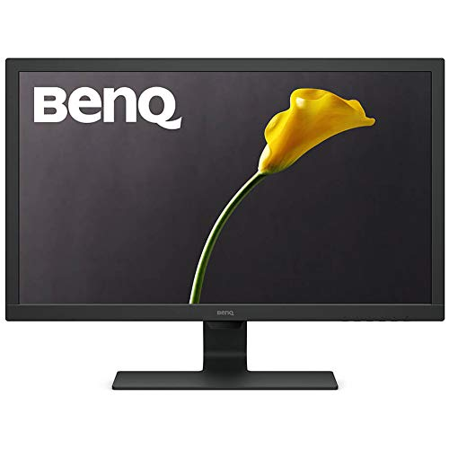 BenQ 27 Inch Eye-Care Home Office Monitor GL2780 - (Renewed)