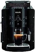 KRUPS Roma EA8108 Ekspres ciśnieniowy automatyczny, 3 ustawienia zmielenia kawy, Dysza do spieniania mleka, Panel...