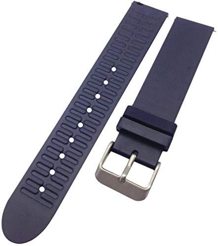 Spielzeug Ersatzband for Withings Activite Pop/Withings Activite Stahl Fitness-Bänder Armbänder Bügel-Uhrenarmband Navy