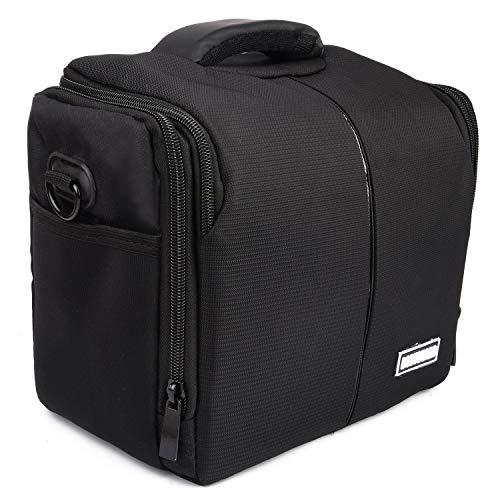 Bodyguard SLR M Kameratasche + Regencape Fototasche für Body u. 2 Objektive für DSLR Spiegelreflex-Kamera