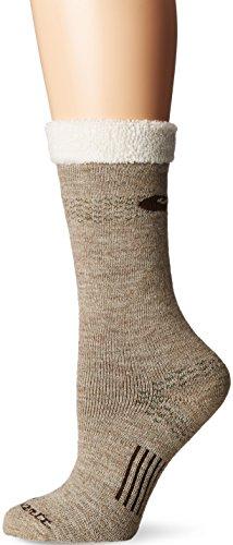 Carhartt Womens Cold Weather Boot Socks, Khaki, MED