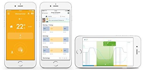 tado° Smartes Thermostat Starter Kit für Wohnungen mit Raumthermostat (v3) – intelligente Heizungssteuerung per Smartphone - 3