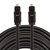 LICHONGGUI ES EMK 10m OD4.0mm Toslink Macho a Macho Cable de Audio óptico Digital Computer Accessories