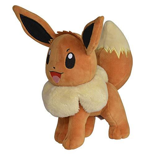 Auswahl Pokemon Plüsch-Figuren   20 cm Plüsch-Tier   Stofftier   Kuscheltier, Plüsch:Evoli