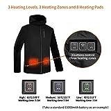 Zoom IMG-1 anoopsyche giacca riscaldata uomo e