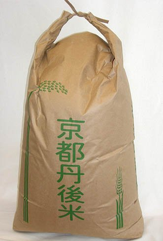 京都府産 玄米 ヒカリ新世紀 30kg 2020年産 令和2年産 白米サービス27kgでお届け