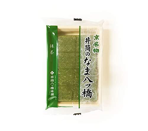 京名物 井筒の生八ッ橋 抹茶(18枚入り)