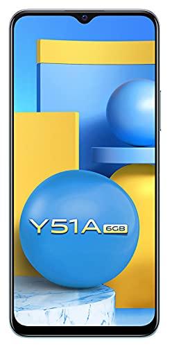 Vivo Y51A (Titanium Sapphire, 6GB RAM, 128GB Storage) with No Cost EMI/Additional Exchange Offers