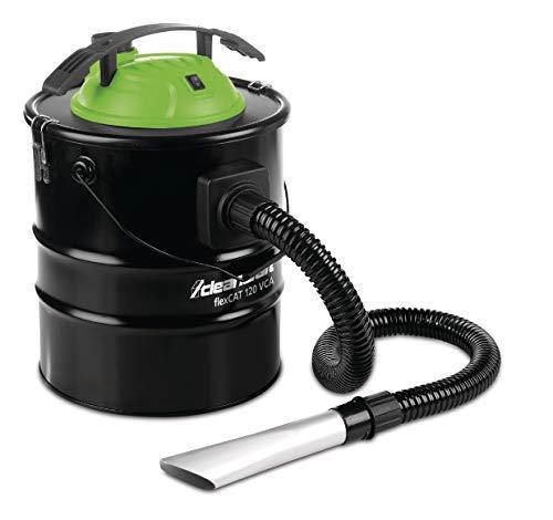 Cleancraft Aschesauger flexCAT 120 VCA (Gebläsefunktion, 1,2 W Motor, Schmutzbehälter 20 Liter), 7003130
