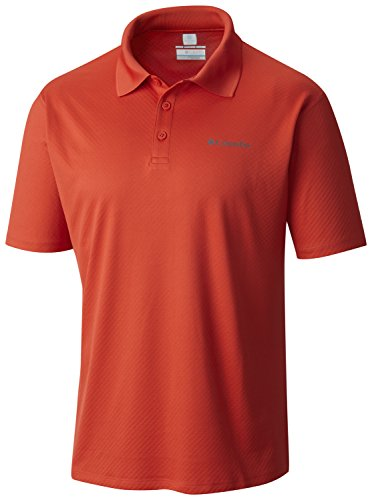 Columbia Zero Rules Polo Homme Super Sonic FR : M (Taille Fabricant : M)