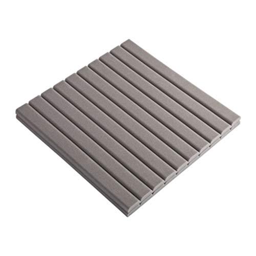 Z-XIYIN - Tiras de algodón absorbentes acústicas para salón (10...