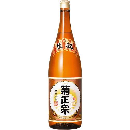 菊正宗酒造『菊正宗 上撰』
