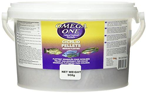 omega one super color pellets - 9