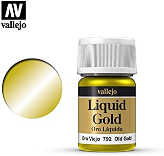 vallejo liquid gold airbrush