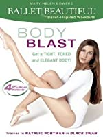 Ballet Beautiful: Body Blast [DVD]