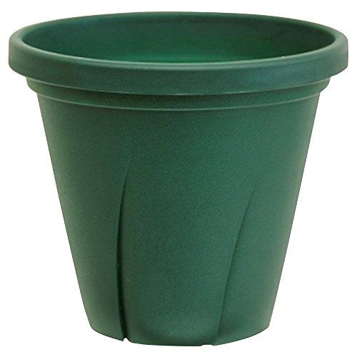 大和プラスチック 根はり鉢 10号 9.6L ダークグリーン
