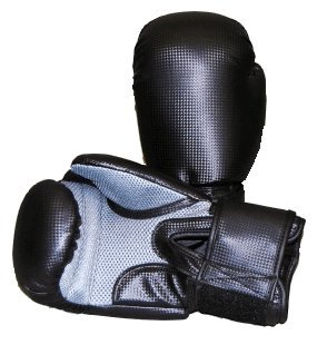 S.B.J - Sportland Allround Boxhandschuhe Carbon Optik, mesh schwarz, 12 OZ | Boxsack Kickboxen Pro Sparring Sandsack Punchinghandschuhe Mitts Boxing Gloves Muay Thai Training