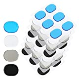 42 PCS Drum Dampeners,Drum Damper Gel Pads Drum Silencers Non-Toxic Soft Silicone Drum Mute For Drums Tone Control