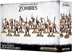 Warhammer AoS Comtes Vampires Deadwalker Zombies product image