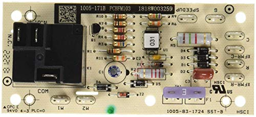 ClimaTek Upgraded Replacement for Goodman Furnace Fan Control Circuit Board B13707-35