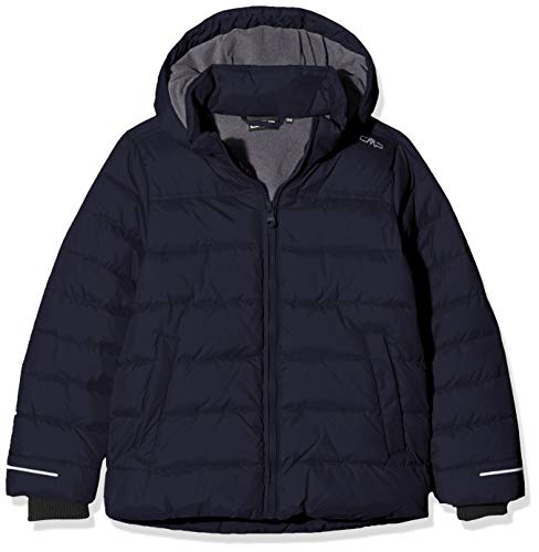 CMP Jungen Isolations Jacke, Black Blue, 164