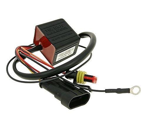 Lambda Emulator Malossi TC Unit O2 Controller für Vespa, Aprilia, Derbi