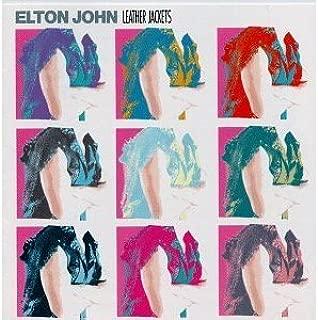 Elton John - Leather Jackets - Geffen Records - XGHS 24114