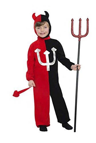 Déguisement de Démon ou Diable pour enfants plusieurs tailles.