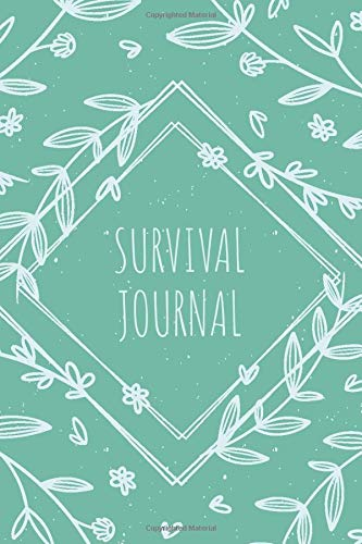 Survival Journal: Survival and Prepper Gear and Supplies wiht 150 Pages