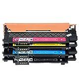 HYYH Cartucho Compatible con reemplazo de Cartucho de tóner HP W118A para HP Color Láser MFP 179FNW 150A 150W MFP178NW Cartucho de Tinta de Impresora con Chips, Estable, Set