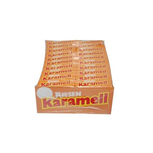 August Storck KG: Riesen Karamell - 1 Packung 80 Stück à 30 Gramm