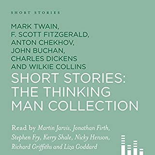 Short Stories: The Thinking Man's Collection                   By:                                                                                                                                 Wilkie Collins,                                                                                        Edgar Wallace,                                                                                        Charles Dickens,                   and others                          Narrated by:                                                                                                                                 Rupert Degas,                                                                                        Martin Jarvis,                                                                                        Jonathan Firth,                   and others                 Length: 4 hrs and 20 mins     36 ratings     Overall 3.4