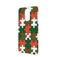 FFANY LG it (LGV36) 用 ハードケース スマホケース パズル柄・ベーシック おもしろ ゲーム パロディ エルジー イット au スマホカバー 携帯ケース 携帯カバー puzzle_aao_h190732