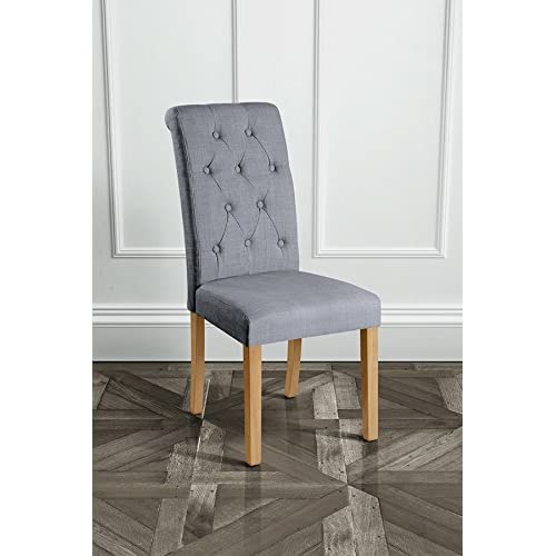 cushioned dininh chairs sales