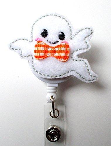 Baby Ghost - Name Badge Holder - Labor and Delivery Badge Reel - Nursing Badge - Teacher Badge - Nurses Badge - Halloween Badge - Ghost Badge - Holiday Badge - Badge Holder Photo #3