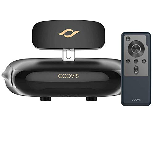 GOOVIS Pro VR Headset 3D Theater Goggles,3D Viewer...