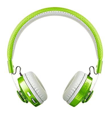 LilGadgets Untangled Pro Premium Children's Wireless Bluetooth Headphones with SharePort - Green from LilGadgets