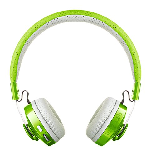 LilGadgets Untangled Pro Premium Children's Wireless Bluetooth Headphones with SharePort -...