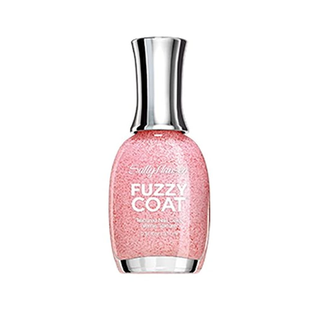 郵便局白雪姫医薬(6 Pack) SALLY HANSEN Fuzzy Coat Special Effect Textured Nail Color - Wool Lite (並行輸入品)