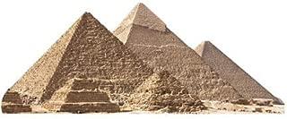 H13010 Great Pyramids Historic Landmark Cardboard Cutout Famous Building Standee Standup