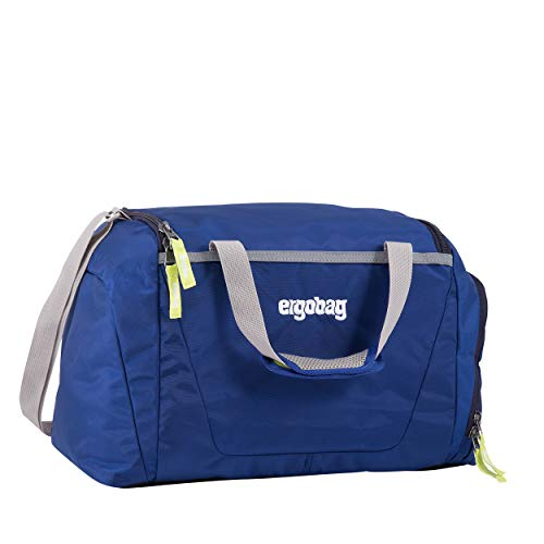 ergobag BTS 19 Sporttasche, 40 cm, 20 Liter, Blue