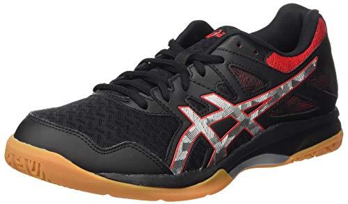ASICS Gel-Task 2, Zapatillas de Atletismo Hombre, Black Classic Red, 44 EU
