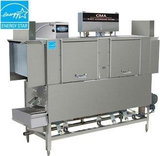 Product Image of the CMA EST-66, 243 Racks/Hr, Conveyor Dishwasher