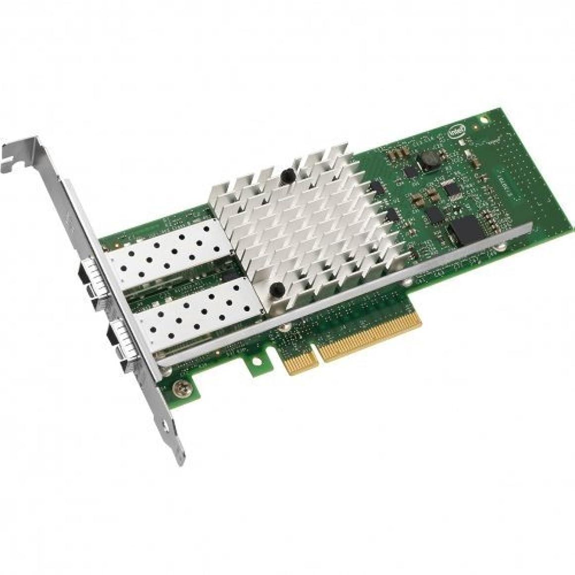 猟犬ゆり小康Intel Ethernet Converged Network Adapter X520-DA2 by Intel [並行輸入品]