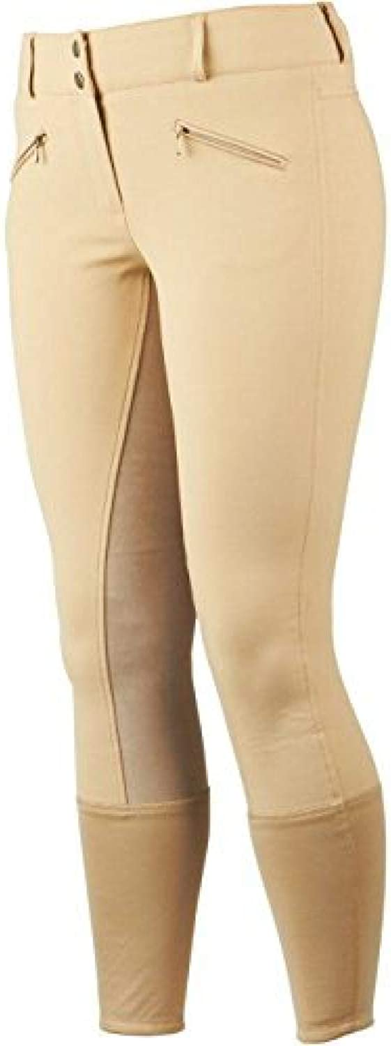 Dublin Womens Ladies Supa Shape It Performance Full Seat Breeches