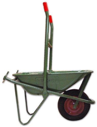 Schubkarre Typ klappbar für pneumatische Gabelstapler mit Rad Volumen 70l